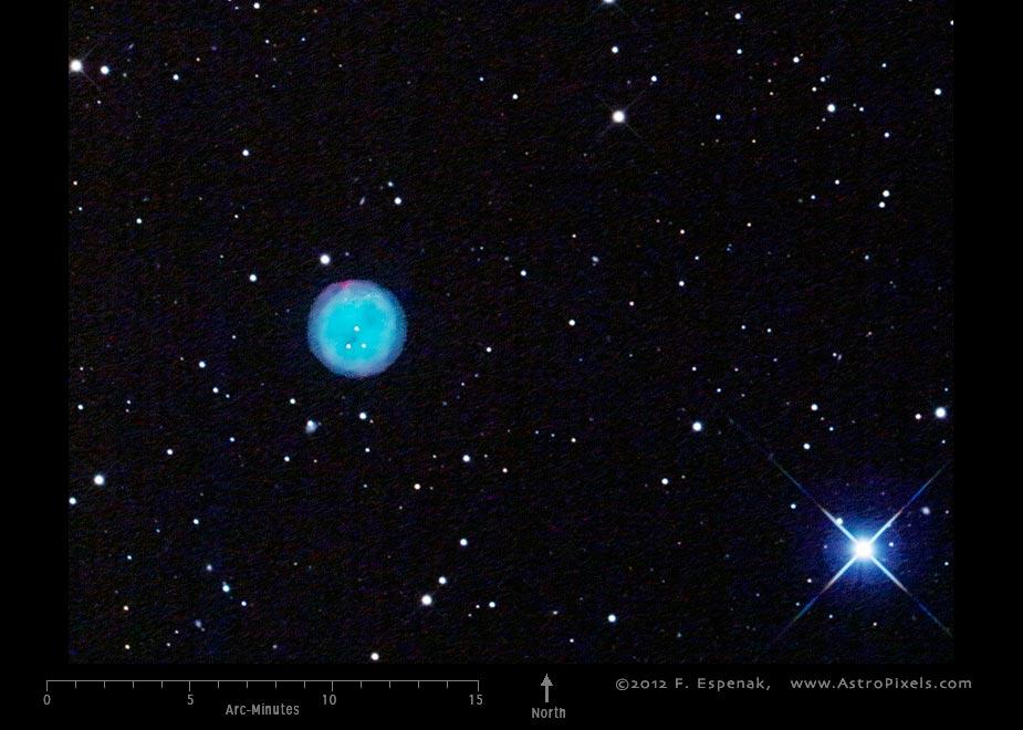owl nebula ursa major - photo #46
